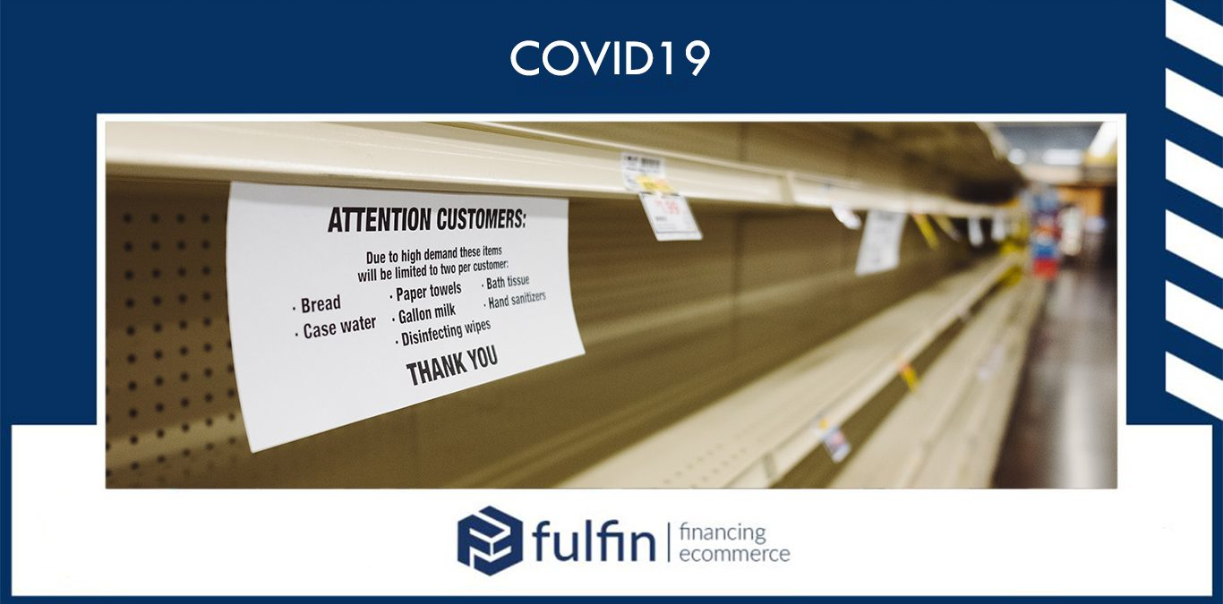 Amazon FBA und COVID19, alternative Fulfillment Lösungen für Amazon FBA Verkäufer in Deutschland