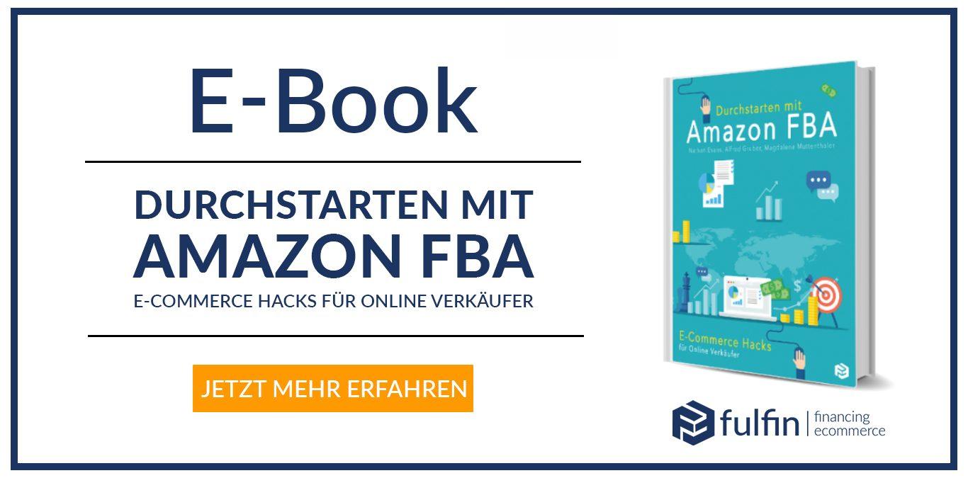 """News: E-Book """"Durchstarten mit Amazon FBA"""""""