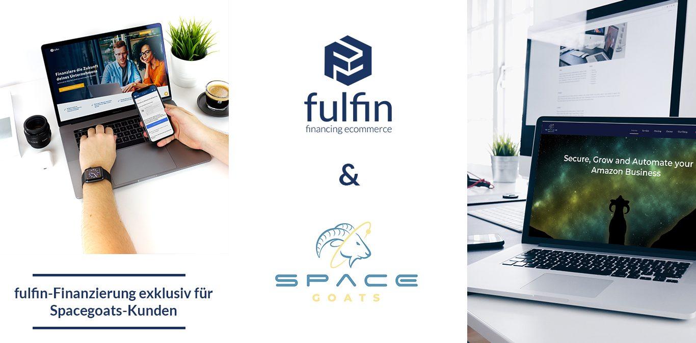 fulfin-Finanzierung exklusiv für Spacegoats-Kunden