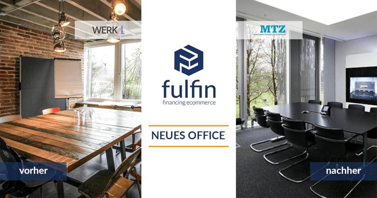 News Post: Neues Office