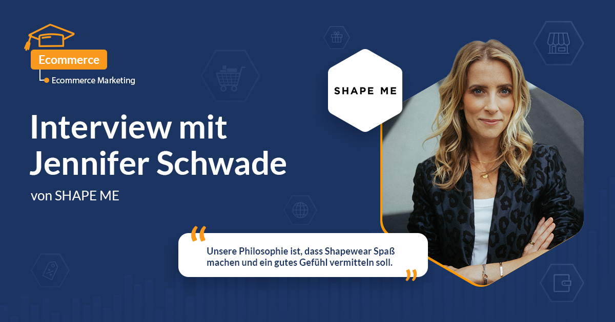 Interview with Jennifer Schwade from SHAPE ME