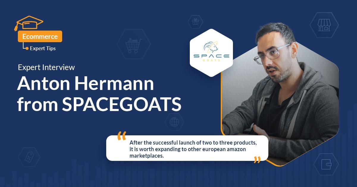 Expert Interview: Anton Hermann from SPACEGOATS