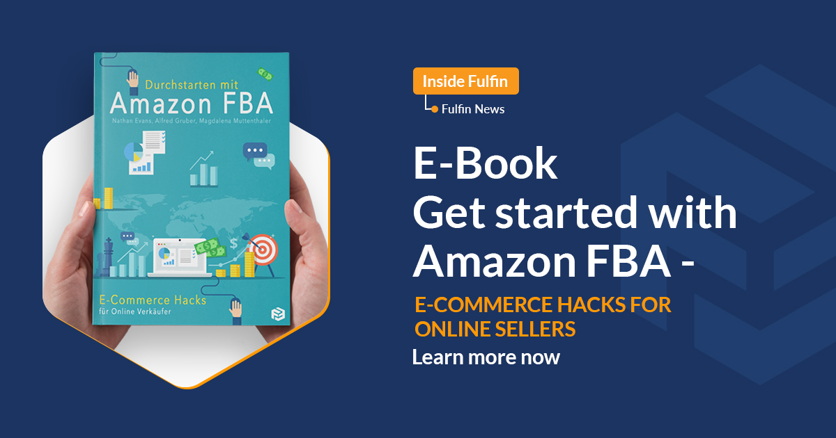 """News: E-Book """"Get started with Amazon FBA"""