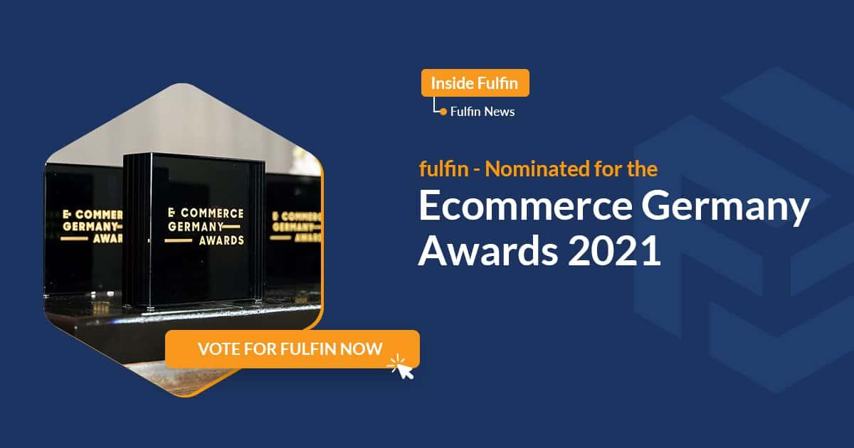 E-Commerce Germany Awards 2021