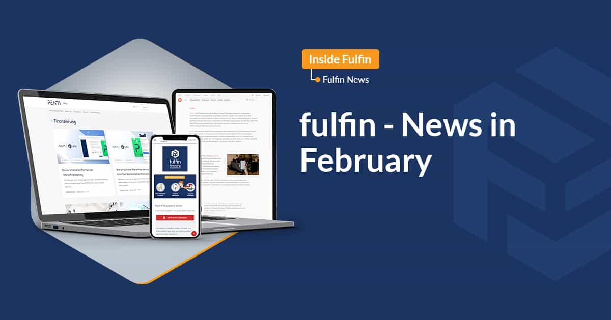 fulfin - New February Highlights