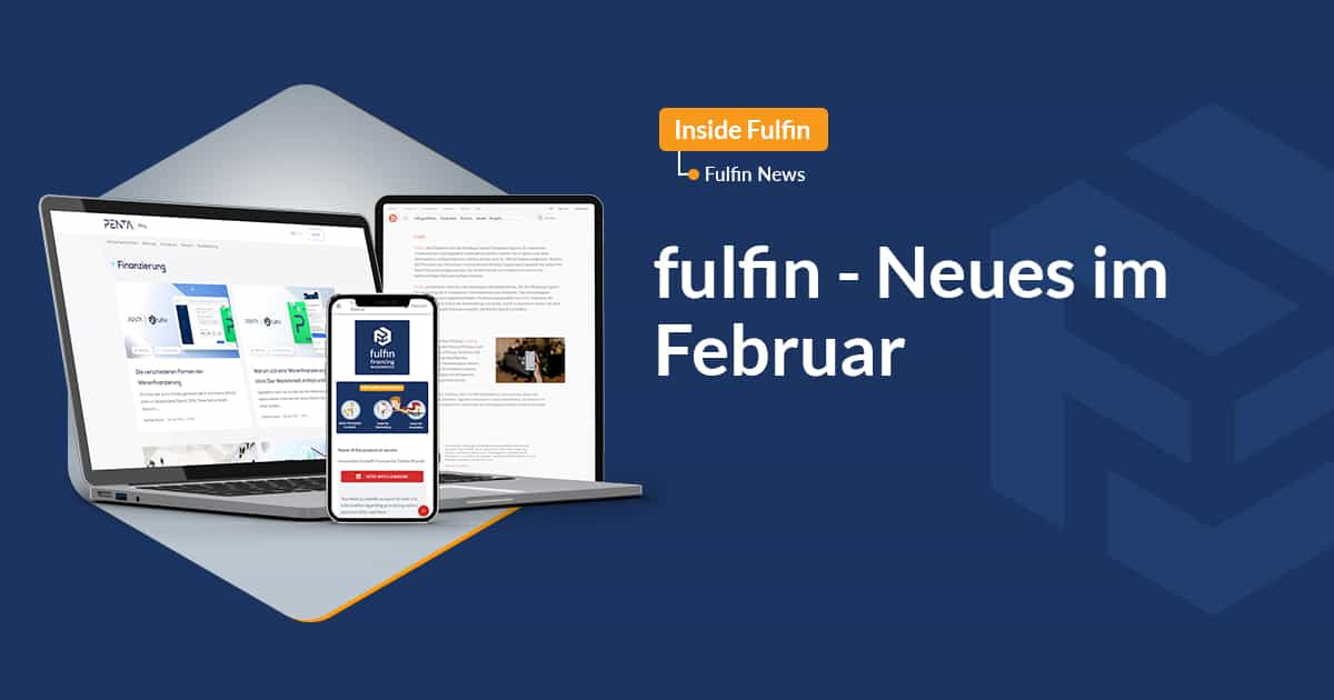 fulfin – Neue Februar Highlights