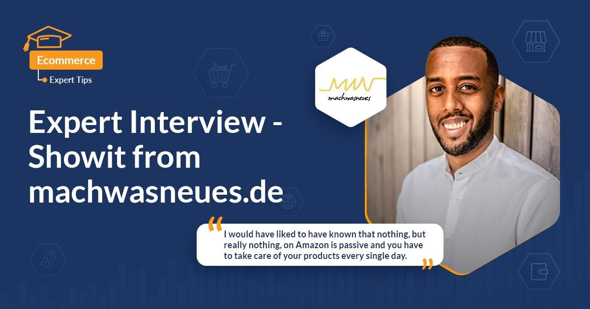 Expert Interview - Showit from machwasneues.de