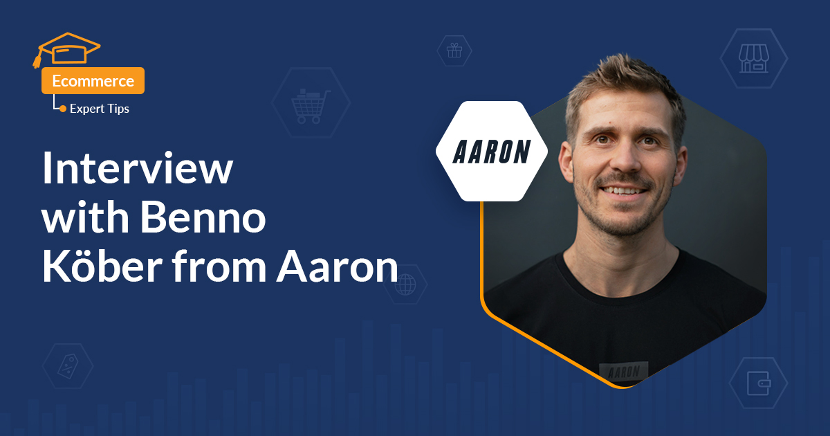 Interview with Benno Köber from Aaron