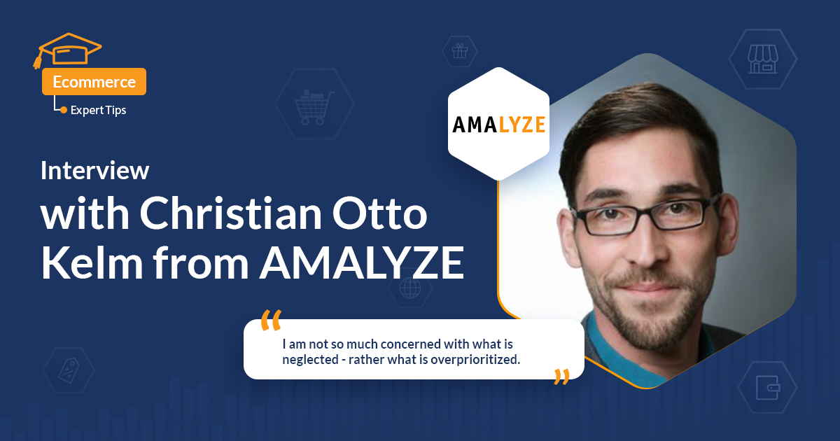 Interview with Christian Otto Kelm from AMALYZE