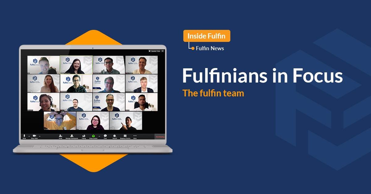 fulfinians in focus: The fulfin team