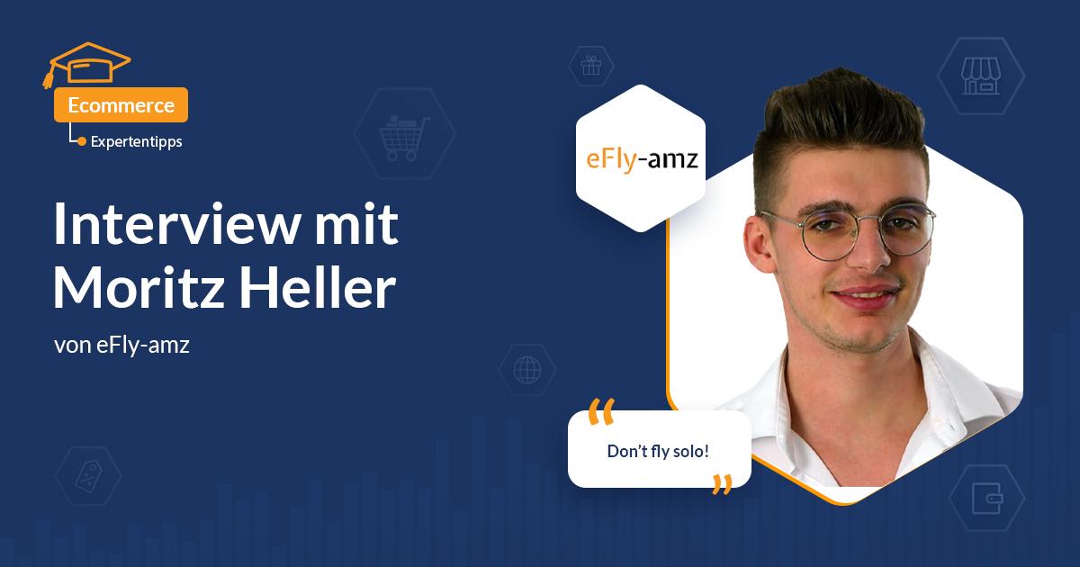 Interview mit Moritz Heller von eFly-amz