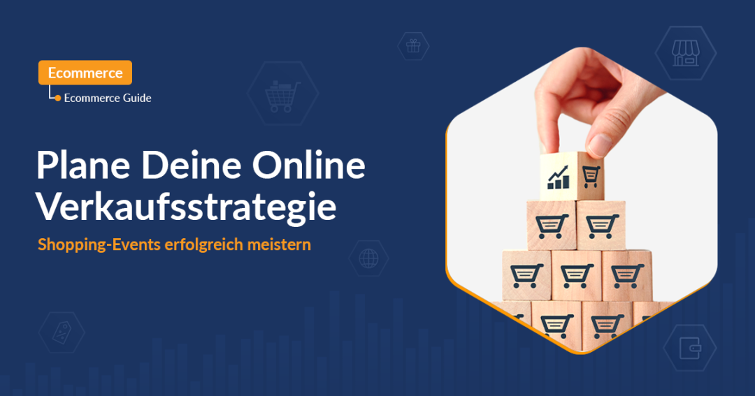 Plan your online sales strategy Hero Image